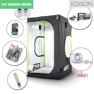 Kit Piranha Edison 120 - 600W MEDIO