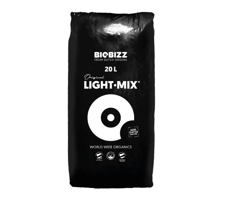 Sustrato Light Mix 20L Biobizz