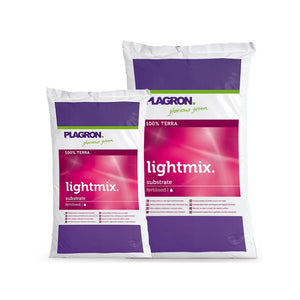 Sustrato Light Mix 50L de Plagron