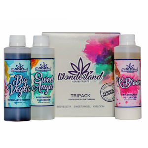 Tripack Bio-Mineral Indoor/Outdoor - Wonderland