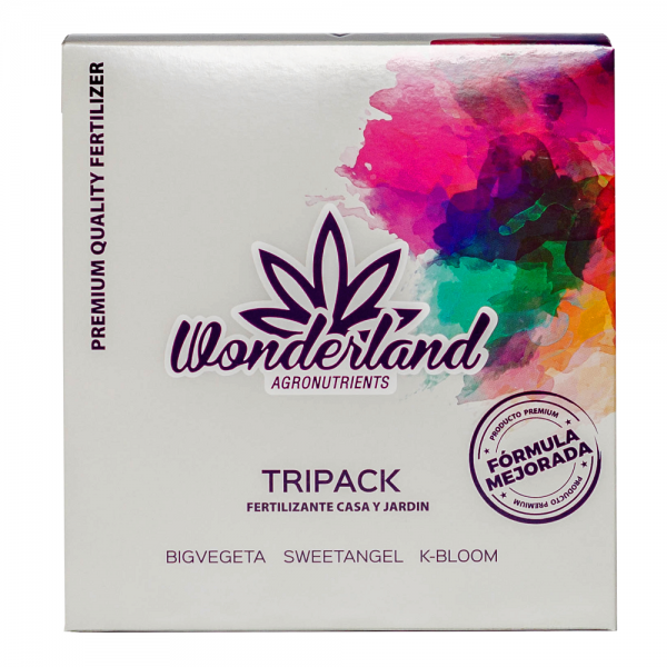 Tripack Bio-Mineral Indoor/Outdoor Wonderland