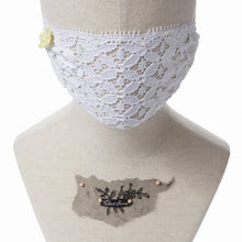 Lindy Lace Veil Fairymask