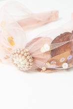 Moonlight Pink Ombre Turban Fairyband Headband