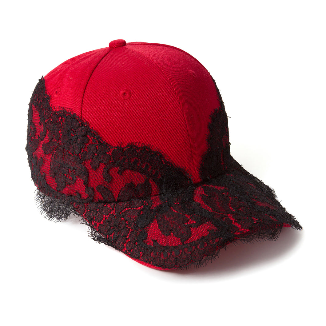 Fairykini Red Fairycap Baseball Cap