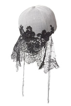 Fairykini Grey Veil Fairycap Baseball Cap