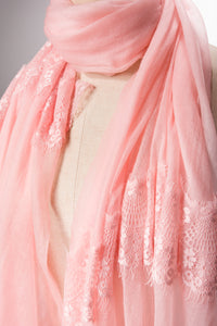 Flow Lace Scarf