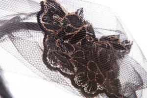 Cocoon Lace Fairyband Headband