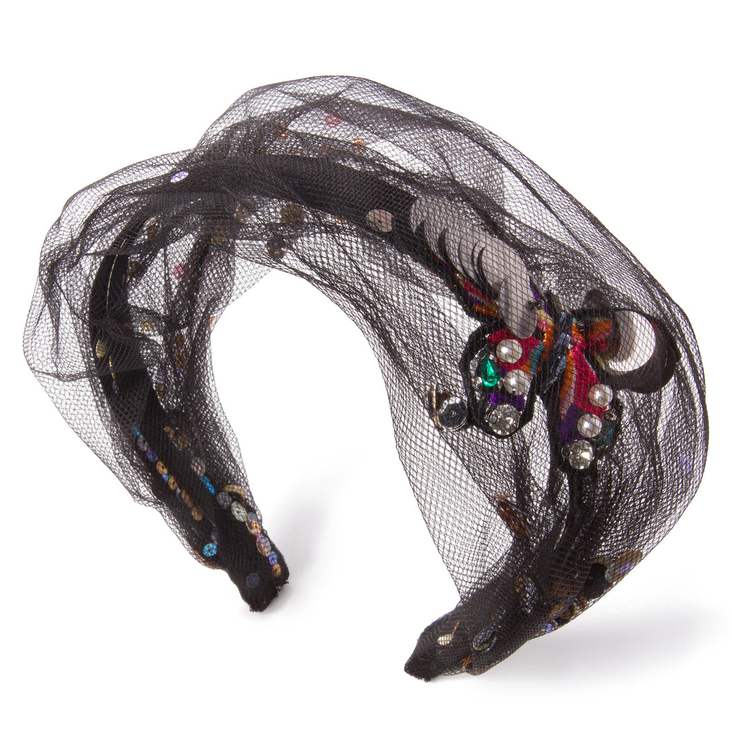 Cocoon Butterfly Fairyband Headband