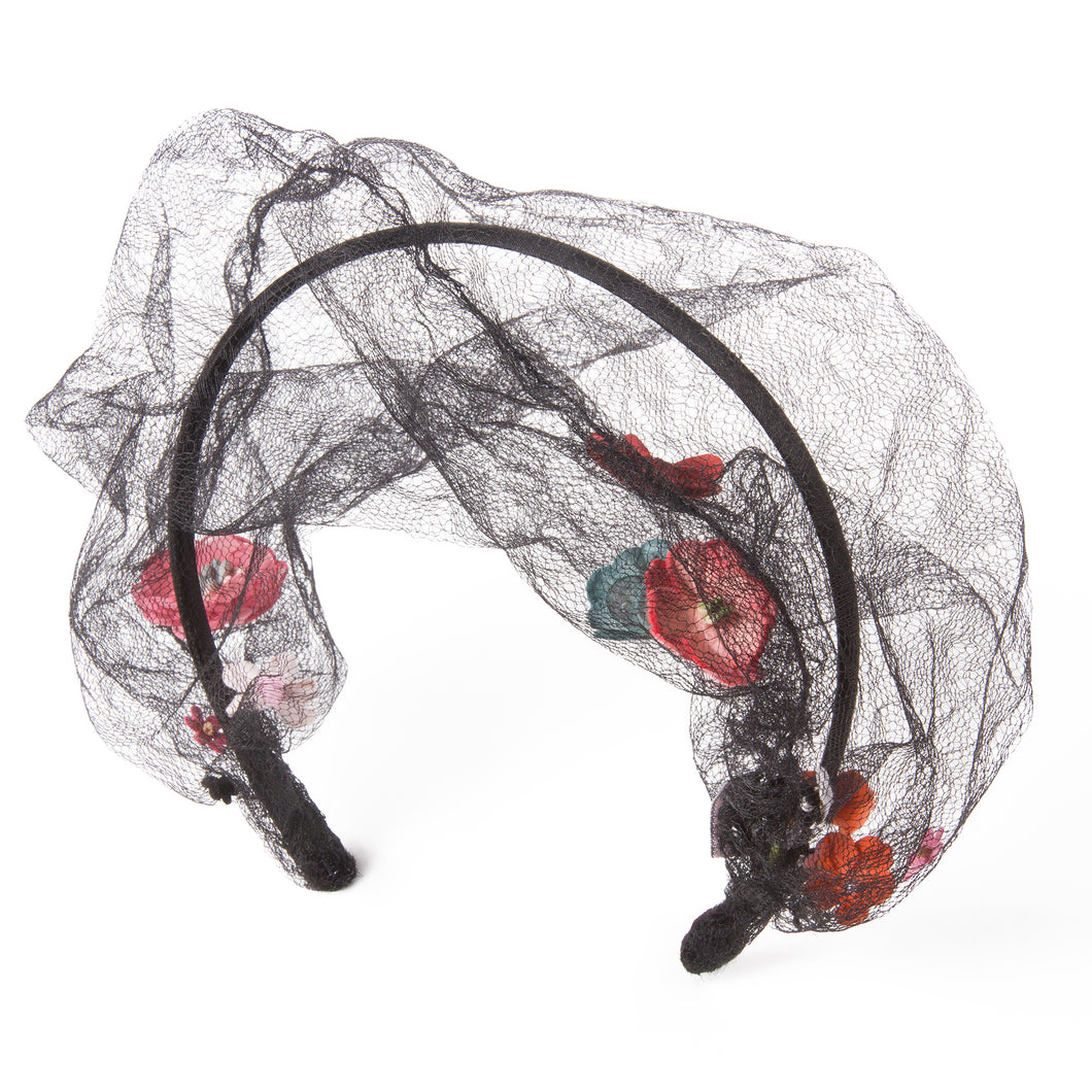 Shake-n-Boom Black Fairyband Headband