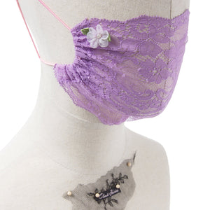 Raven Butterfly & Violet Fairymask Duo Set