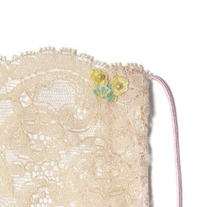 Gia Bloom Lace Veil Fairymask