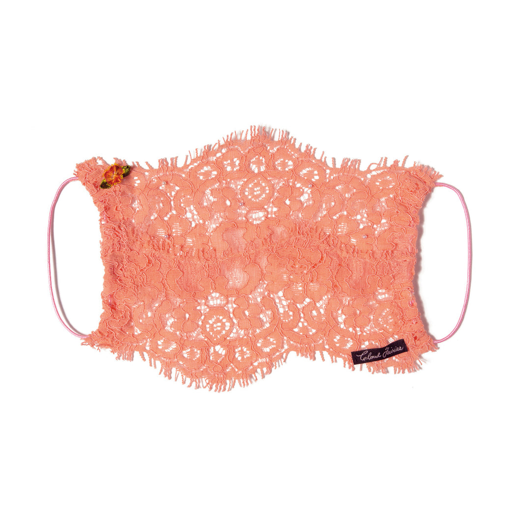 Lolli Lace Veil Fairymask