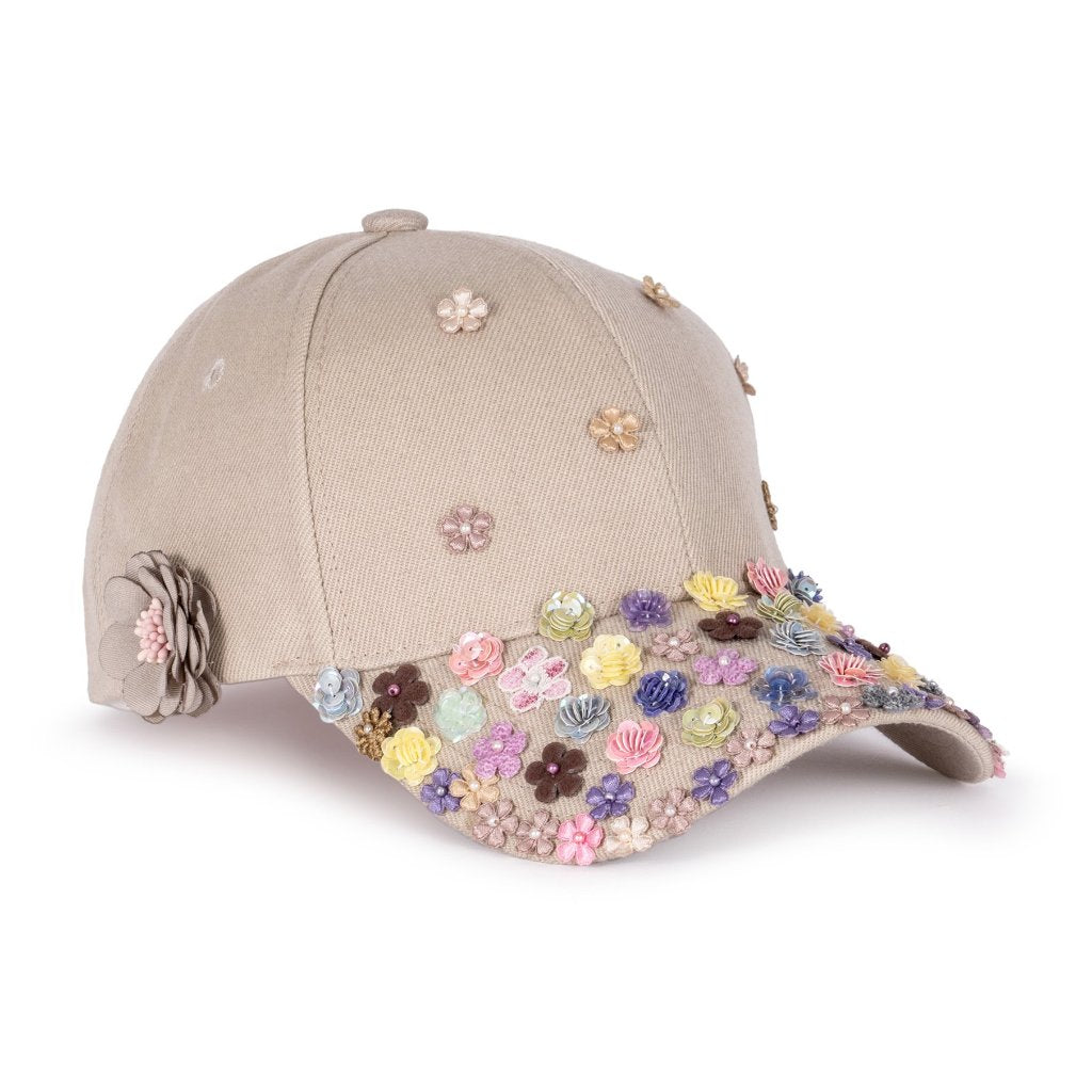 Bloom Bloom Beige Fairycap