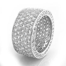 DIAMOND TENNIS RING