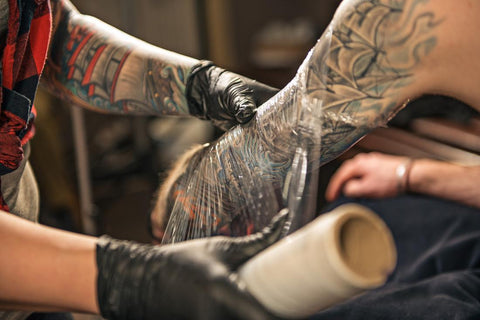 Mom's Metta Balm - Organic Tattoo Aftercare