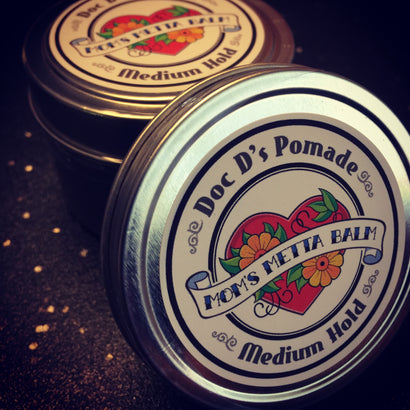 Doc D's Pomade - Medium Hold