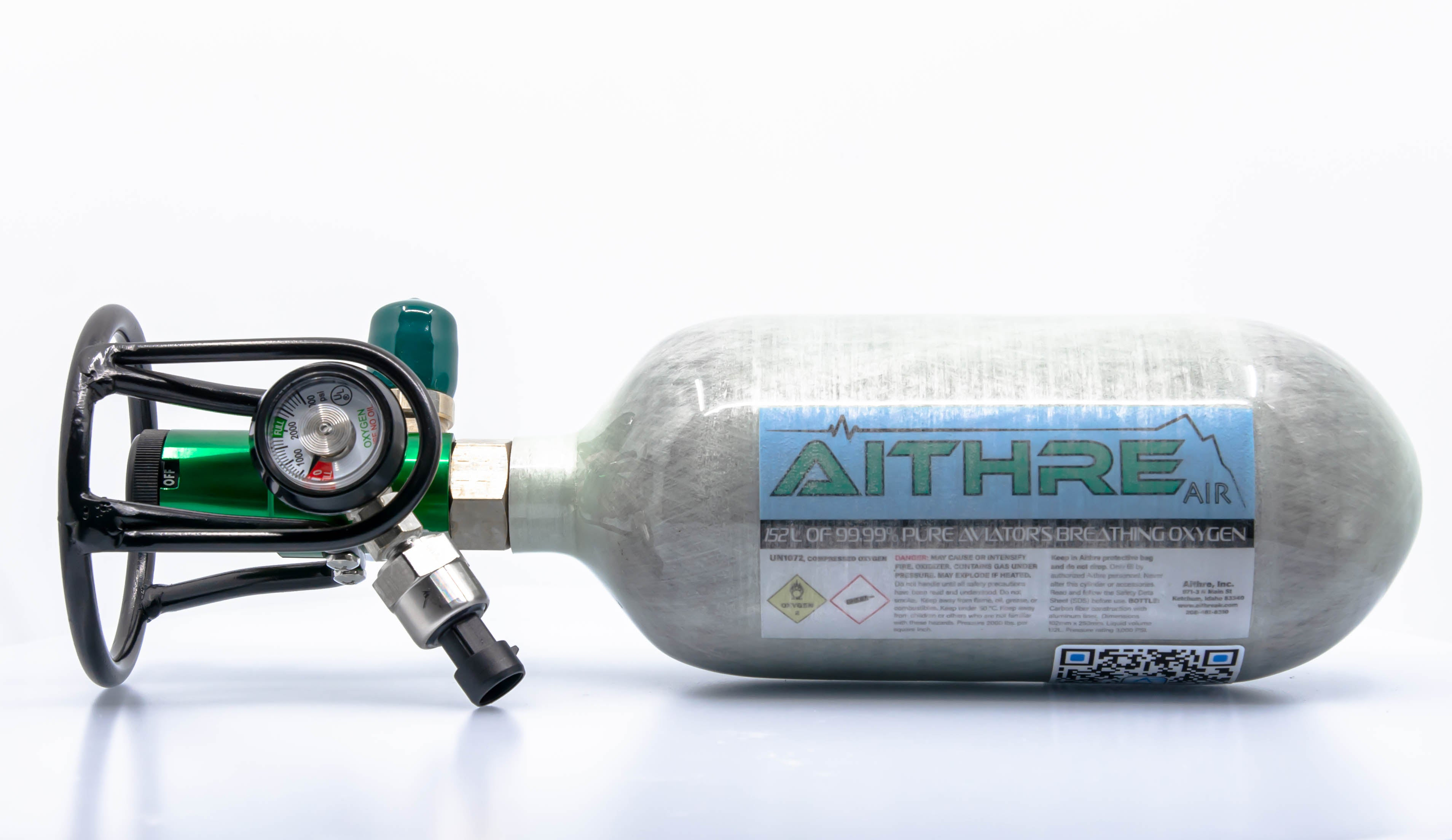152L Bottle with Adjustable Flow Regulator, Altus Meso