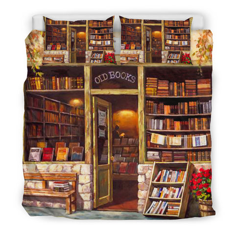 Book Reader Bedding Set V.5