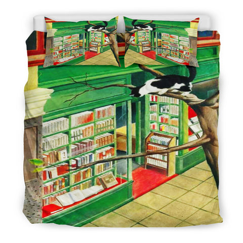 Book Reader Bedding Set V.11