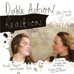 Reaction by Double Action Harp Duo