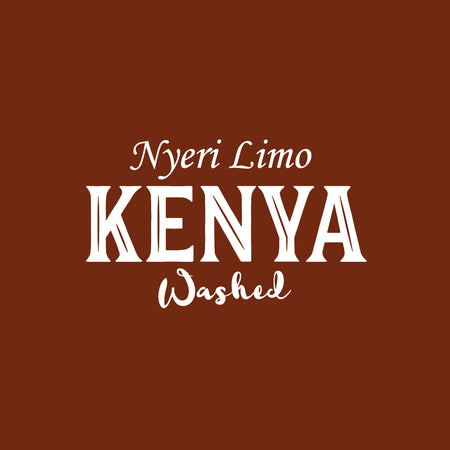 KENIA – washed