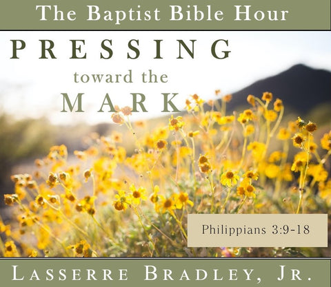 Pressing Toward the Mark (Philippians, Vol. 7)