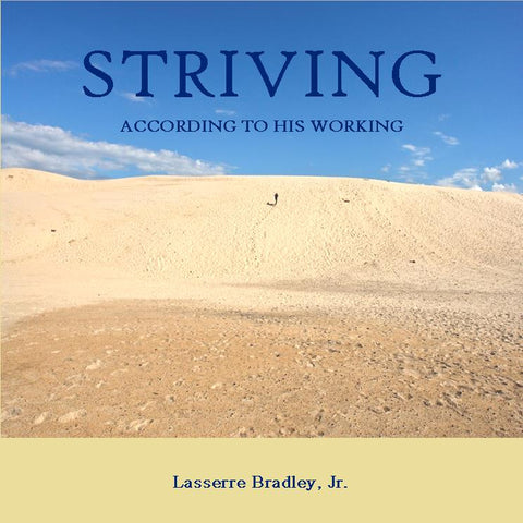Striving According to His Working