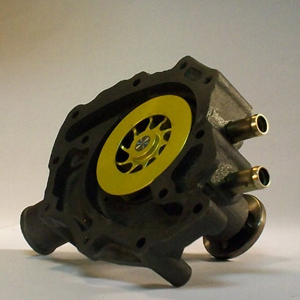 1650CI 1970-1987 Small Block Ford Lincoln Mercury Windsor CW Driver's side inlet  water pump