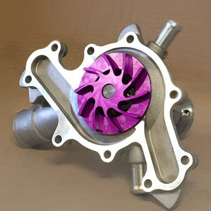 16601 1989-1995 Supercharged 232/3.8L Cougar Thunderbird water pump