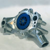 1759P Small Block Chevy GM tbi long shaft polished finish hi flow water pump