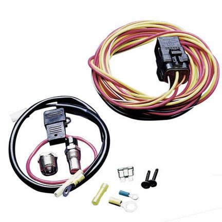 SPAL Electric Fan Wiring Harness Kits 185FH