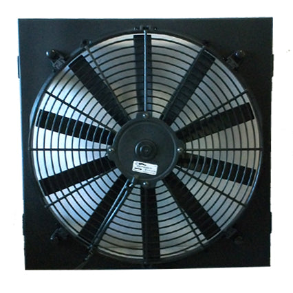Custom Steel Fan Shrouds
