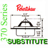 Robertshaw 370 series substitute hi flow thermostat
