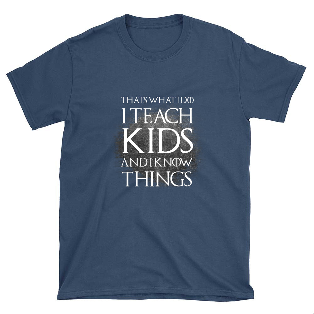 I Teach Kids T-Shirt