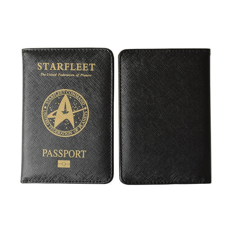 """Starfleet"" Passport Cover"