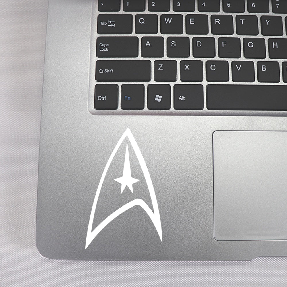 Starfleet Sticker
