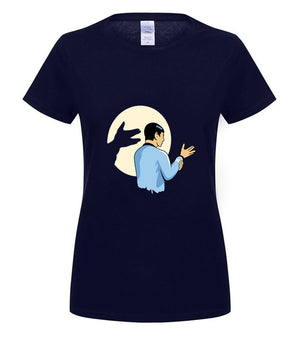 """The Moon"" T-shirt"
