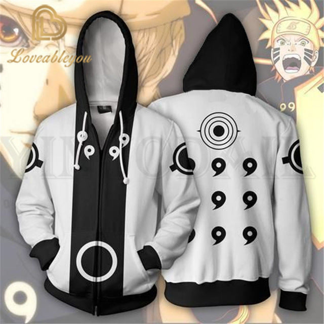 Sage of Six Paths Pullover Hoodie