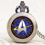 """Starfleet"" Pocket Watch"