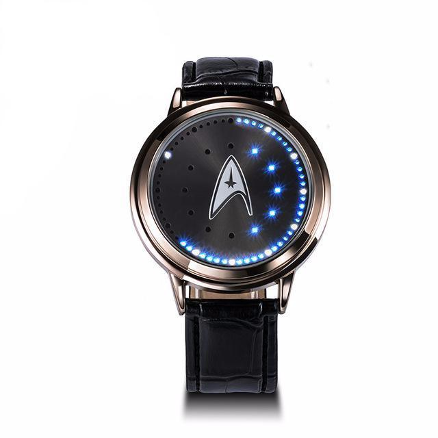 """Starfleet"" LED Wristwatch"