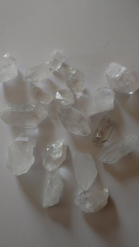 Loose Quartz points