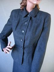 1950s vintage womens fitted suit jacket