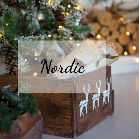 Nordic Christmas Box from Pines and Needles