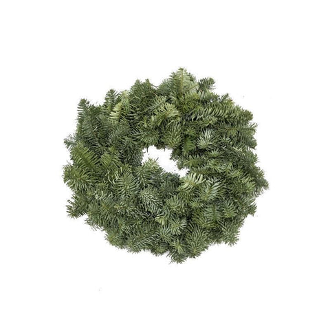 Fresh Christmas Wreaths.10inch Plain Wreath