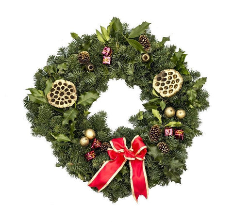 14inch Decorated Wreath