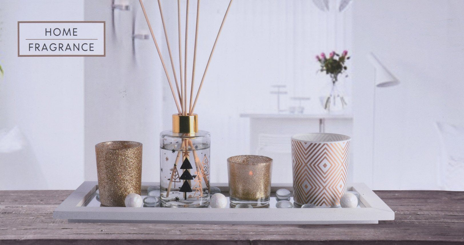 Promotional Christmas Fragrance Set from Pines and Needles
