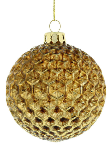 Christmas Tree Decoration Nordic Woodland Ball