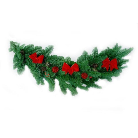 Decorated Garland - 3ft (1m) Long