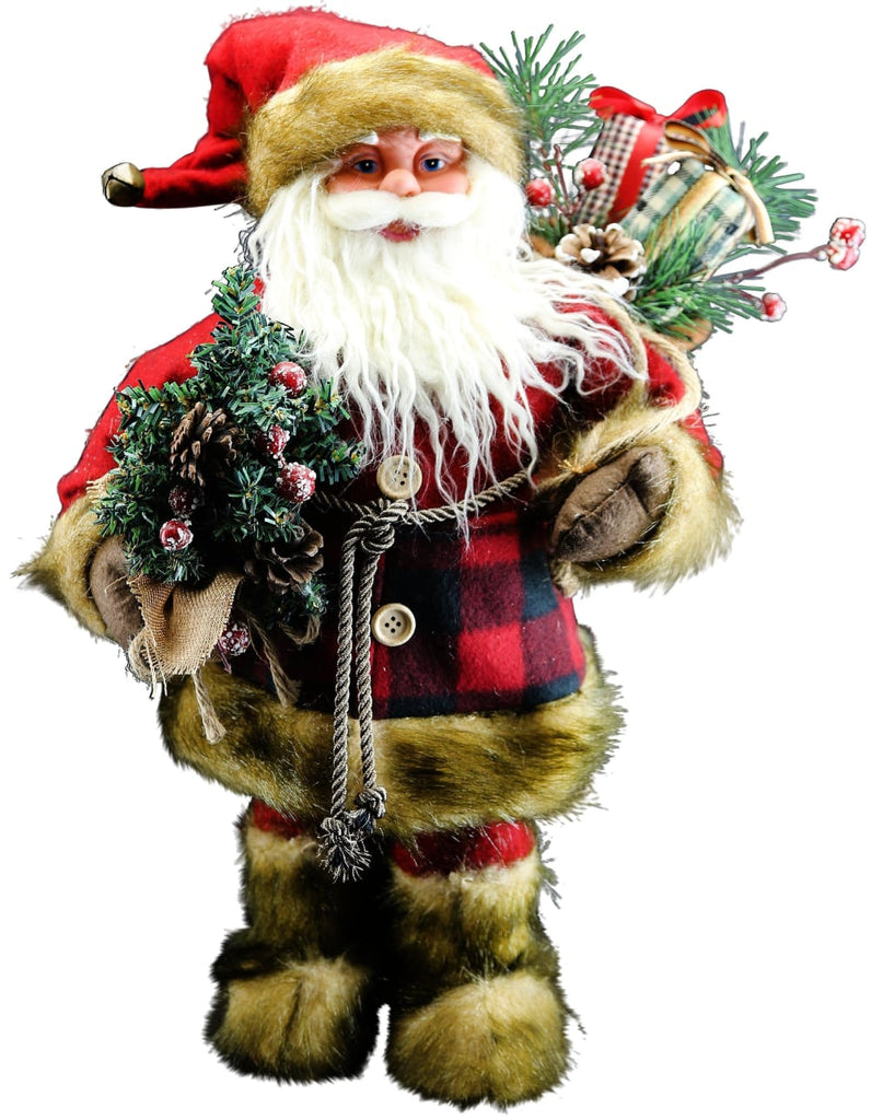 christmas-tree-decoration-gisela-graham-traditional-santa