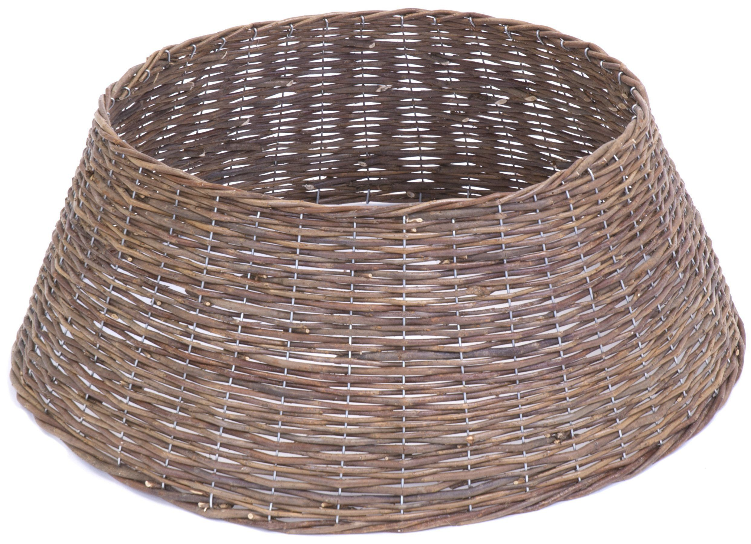 Natural Willow Tree Skirt, 50cm